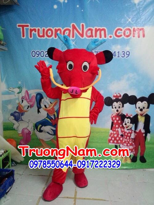 Kết quả hình ảnh cho mascot rá»ng trường nam